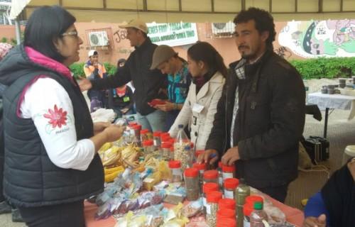 La mayor feria de semillas de Paraguay