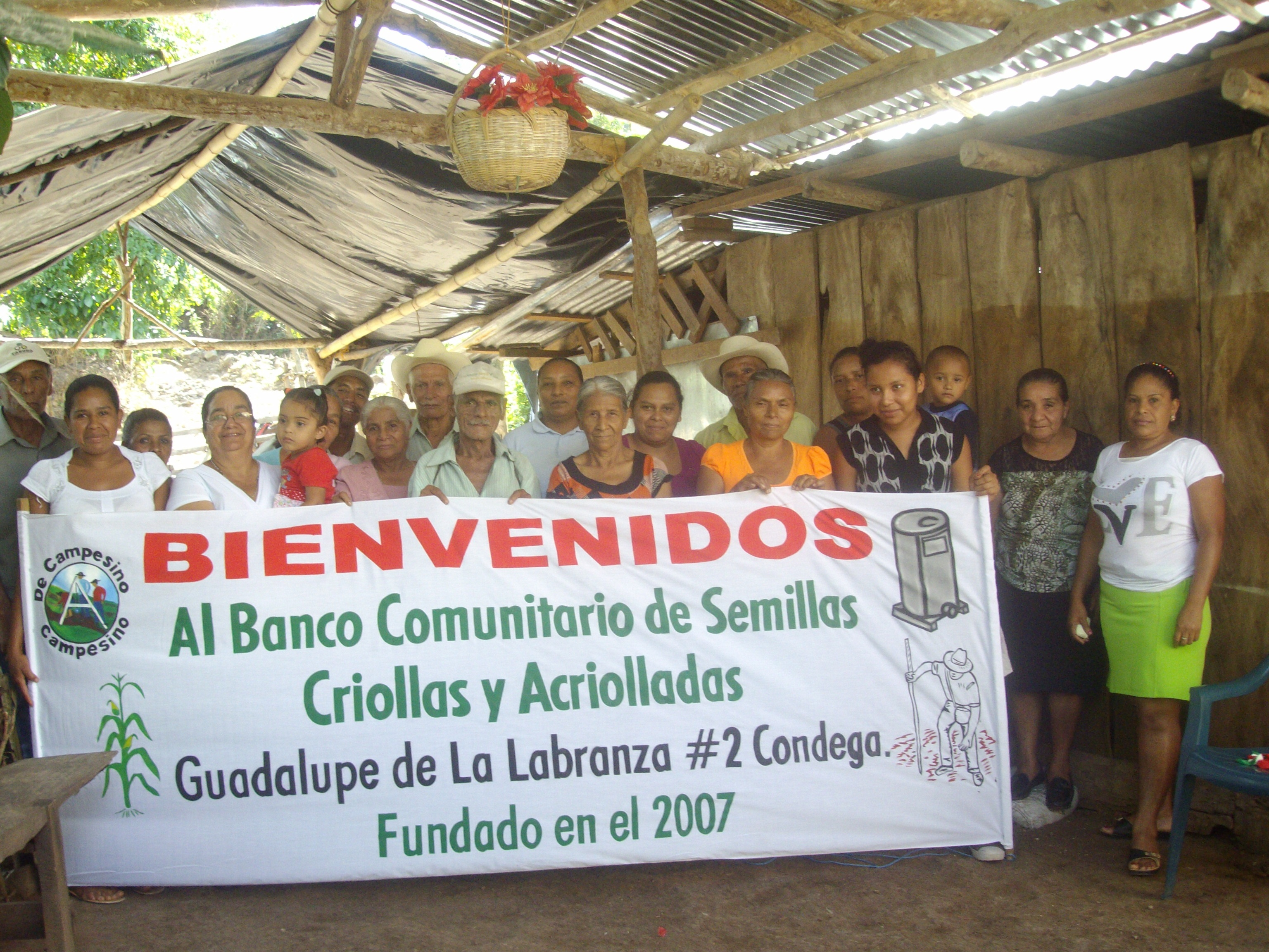 Unag - BancoComuntarioSemillasCondega