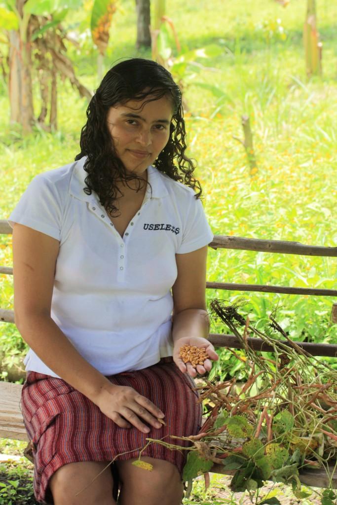 Eloena Arauz, de la UNG