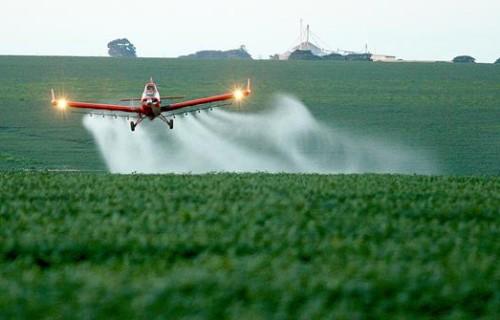 Agrotoxicos - fumigação
