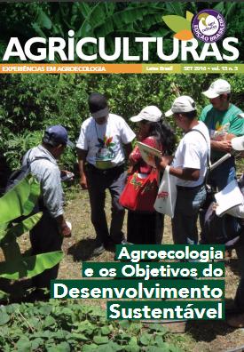 Revista Agriculturas - capa