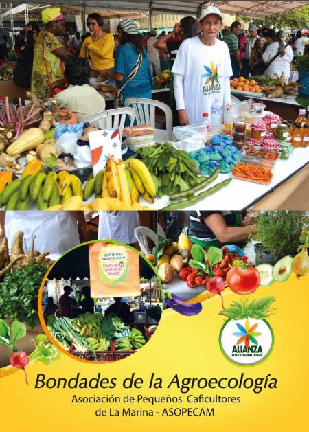 Colombia - Bondades da Agroecologia - capa