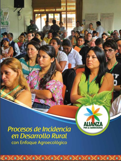 Colombia - Procesos de Incidencia - capa