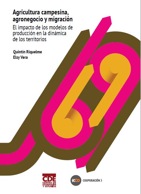 Libro - Paraguay - Agricultura campesina - capa