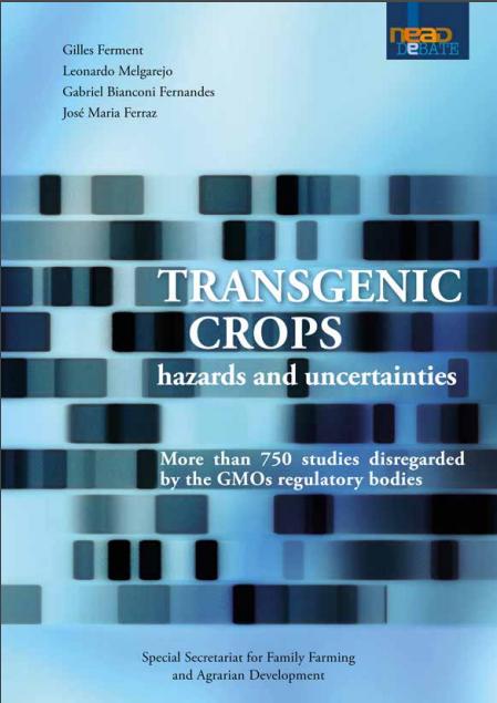 Livro - Transgenics Crops - capa