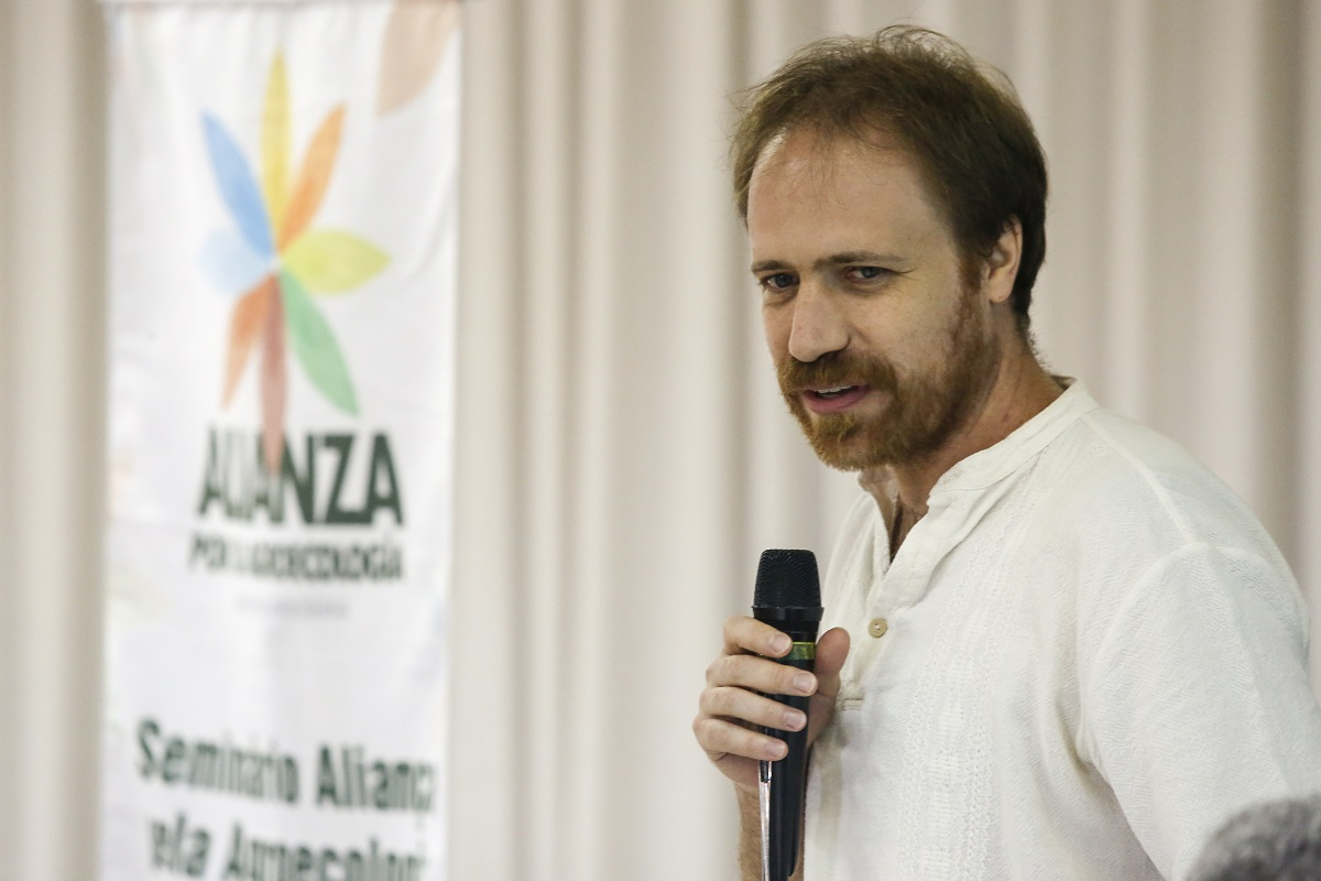 Brasilia/DF 03/Maio/2017 - Seminario Alianca pela Agroecologia. Foto de Ubirajara Machado